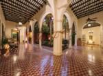 Villa Merida - the Fountain Courtyard