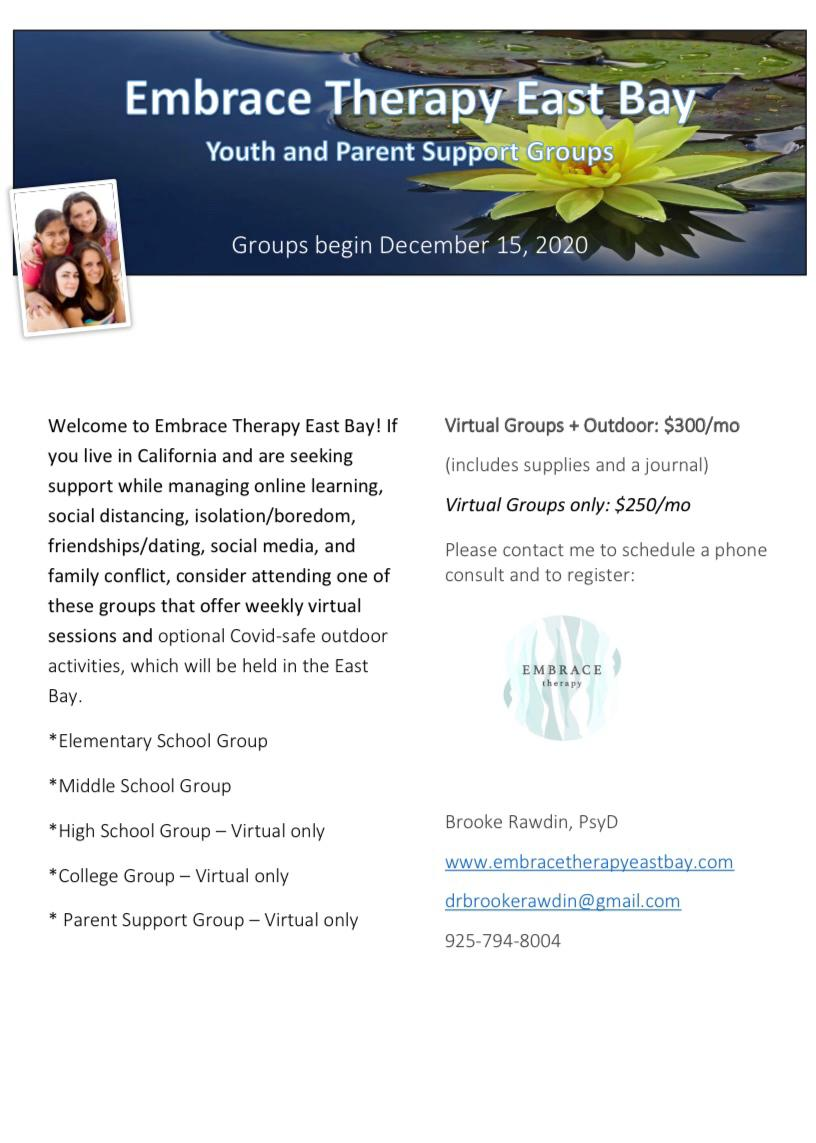 Embrace-Therapy-East-Bay-Youth-Parents-Groups