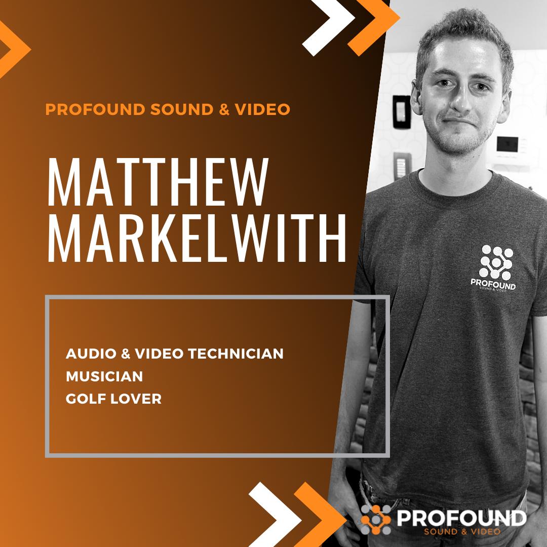 Matthew profound