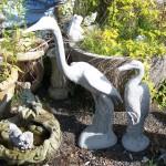 Concrete, Outdoor Statuary in Portland, Oregon