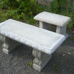 Concrete, Outdoor, Garden Tables and Benches in Portland, Oregon