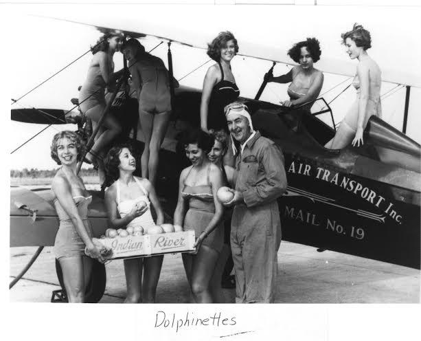 Hale Groves air transport