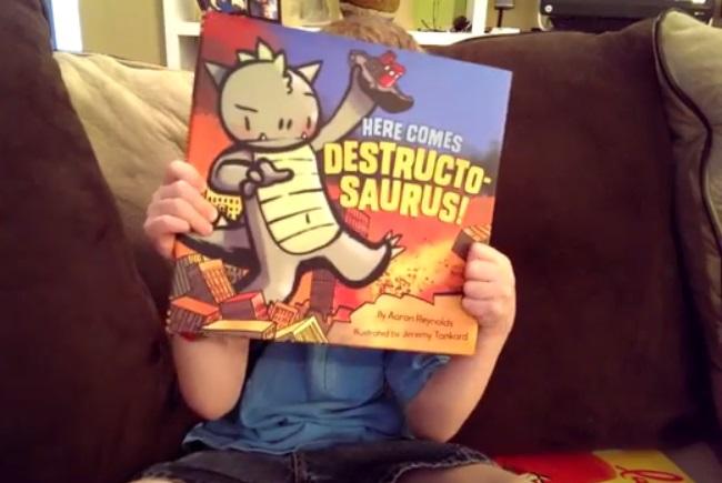Destructosaurus Raincoast Books