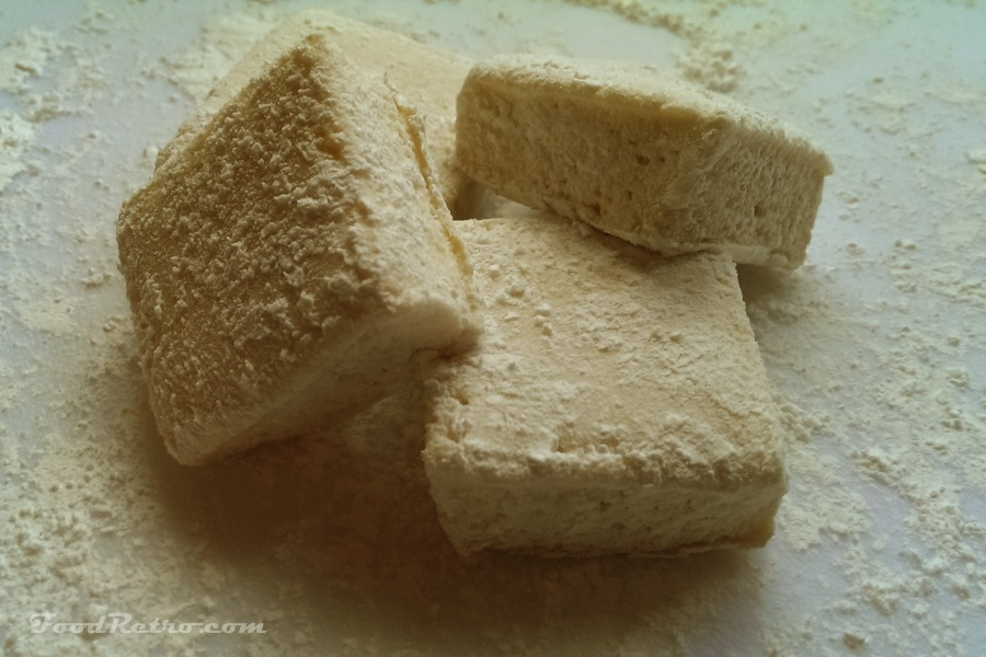 Marshmallows from scratch