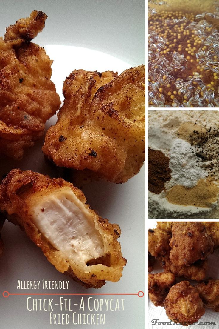 Allergy-Friendly Chick Fil A Copycat Fried Chicken