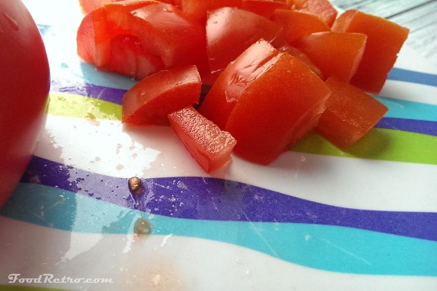 Diced Roma (Plum) Tomatoes