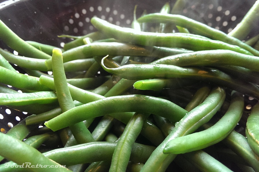 Parboiled Green Beans