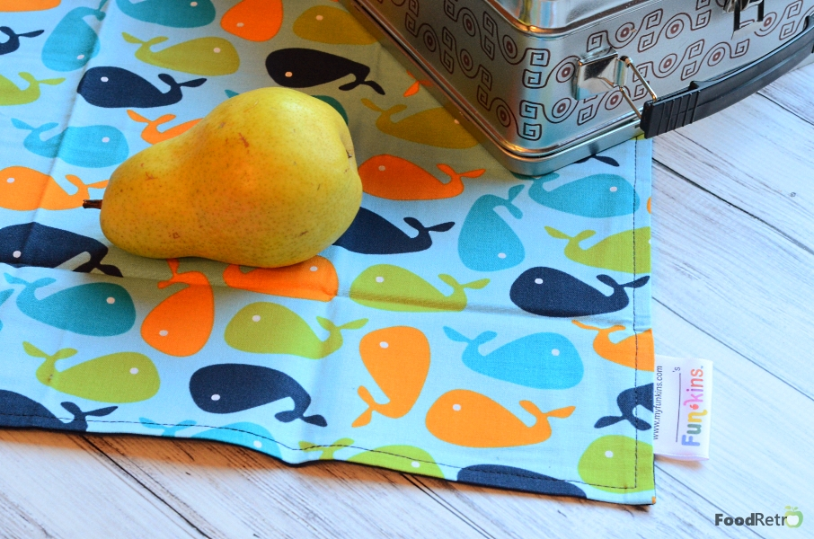 Food Allergy Friendly and Litterless Lunches with Funkins (+ Giveaway!)