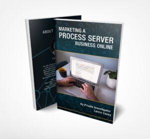 Marketing a process server business online