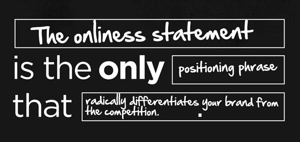 Onliness Statement