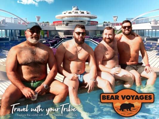 Med Pool-Bears