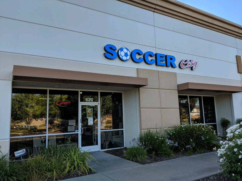 Soccer City Natomas