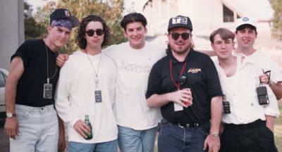 Cause & Effect, Stevie Rocker, Gary Richards, Steve