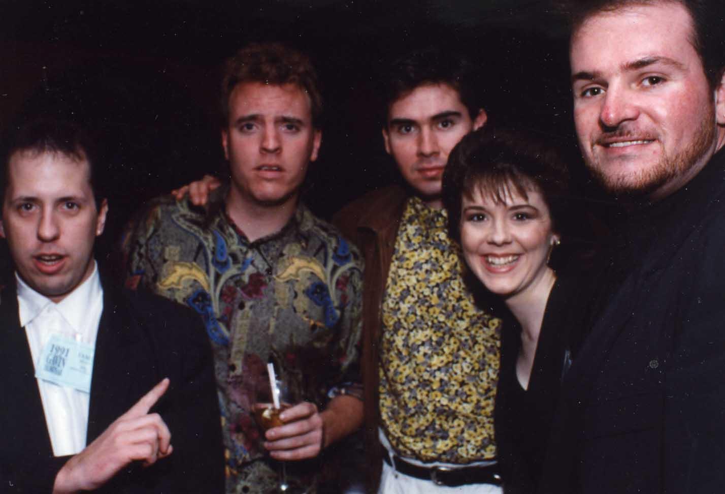 KDON 1989 staff