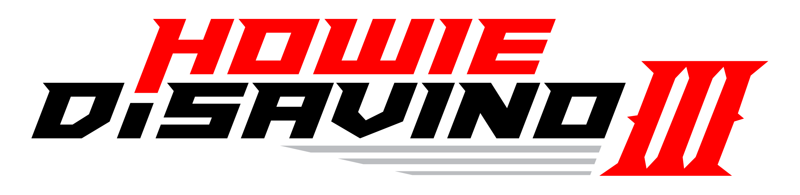 HD3 Racing // Howie DiSavino III