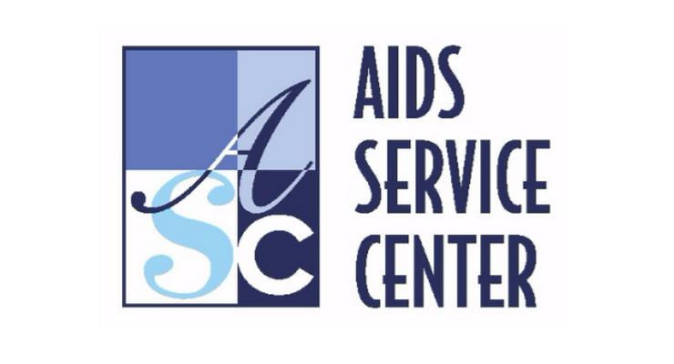 AIDS Service Center Logo