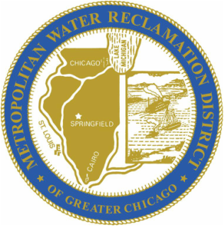Metropolitan Water Reclamation District of Greater Chicago Logo