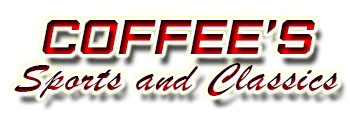 Coffee's Corvettes