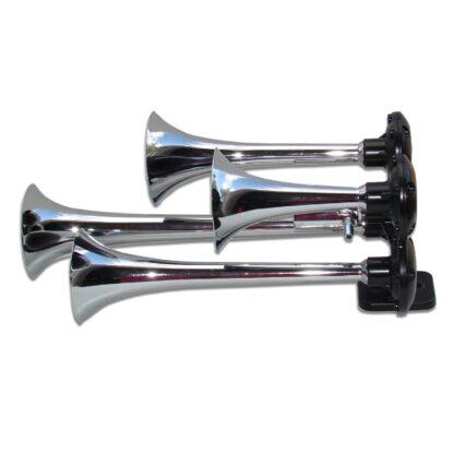 Quad Trumpet Air Horn