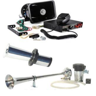 Electric & Air Horns