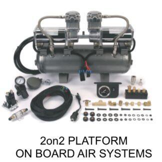 Viair 2on2 Platforms