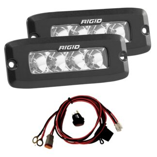 Rigid SRQ-Series Flush Mount
