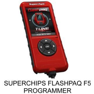 Superchips Flashpaq F5 Tuner