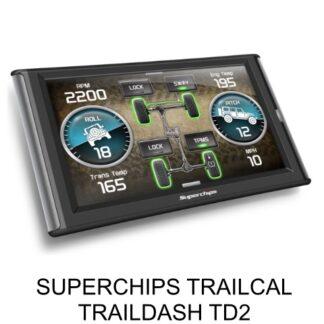 Superchips TrailDash2 TrailCal