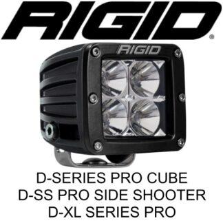 Rigid D-Series PRO Light