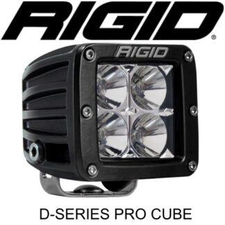 Rigid D-Series PRO Dually LED LIghts
