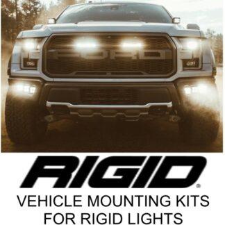 Rigid Vehicle Mounting Kits
