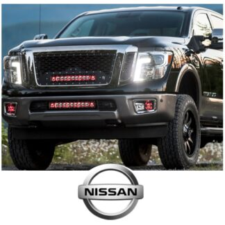 Rigid Mounting for Nissan