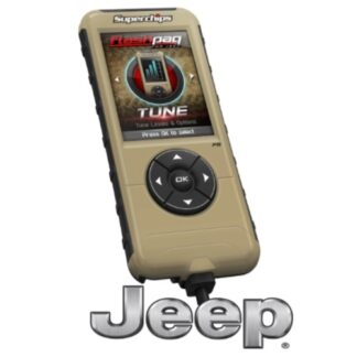 Superchips Flashpaq for Jeep