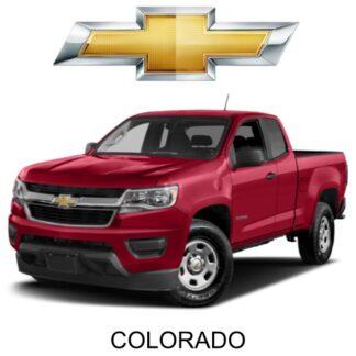 Husky Mud Flaps for Chevrolet Colorado