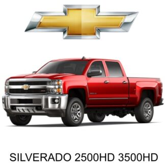 Husky Mud Flaps for Silverado 2500 3500