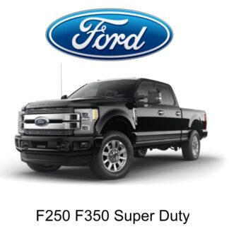 Husky Mud Flaps for Ford F250 F350