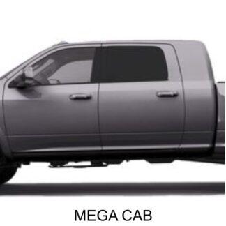 Husky WeatherBeater for Ram 2500 3500 Mega Cab
