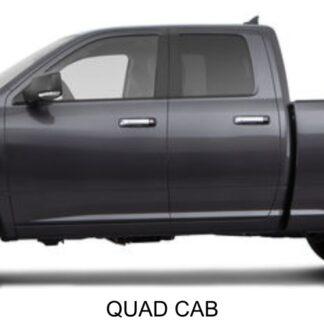 Husky WeatherBeater for Dodge Ram 1500 Quad Cab