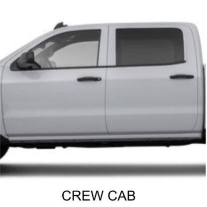 Chevy Silverado GMC Sierra Crew Cab