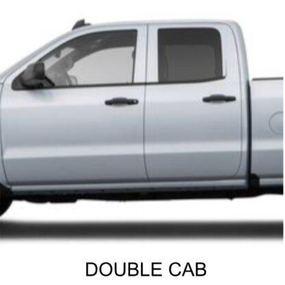 Chevy Silverado GMC Sierra Double Cab