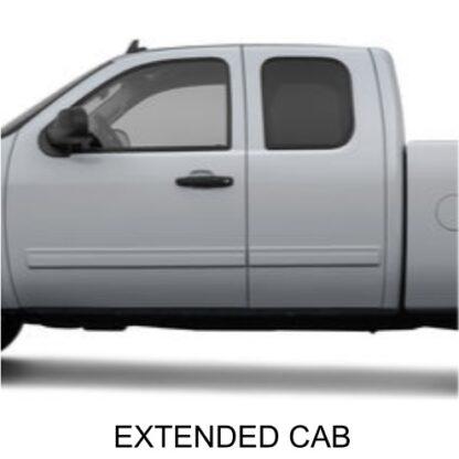 Chevy Silverado GMC Sierra Extended Cab