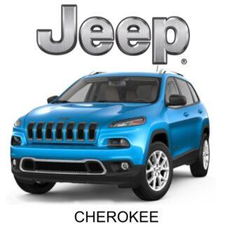 Husky Mud Flaps for Jeep Cherokee