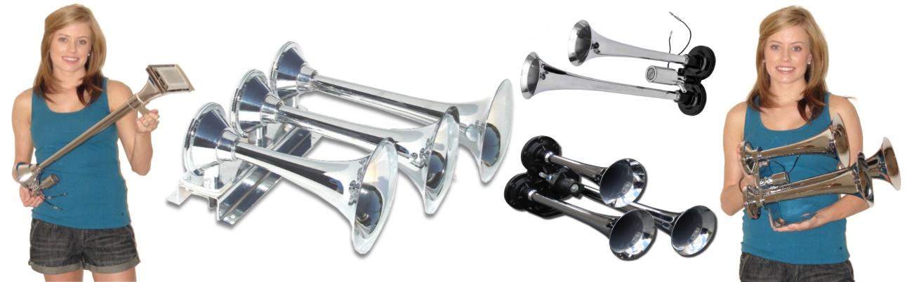Assured Automotive Air Horns