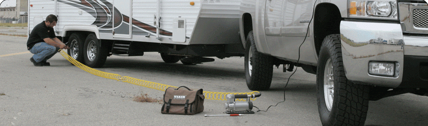 Viair Portable Air Compressor Kits by Assured Automotive Company