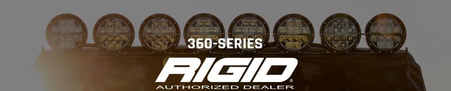 RIGID 360-Series LED Light Pods