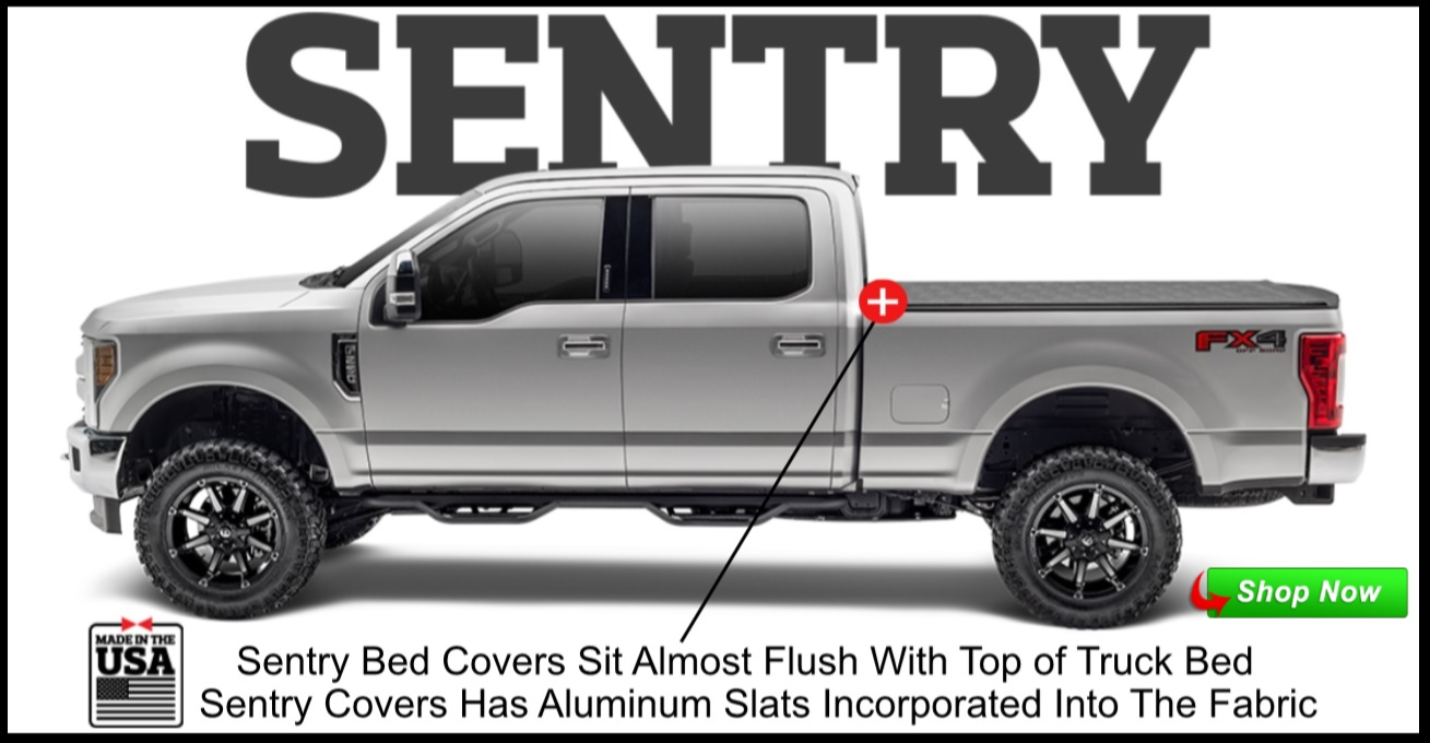 Truxedo Sentry bed Covers
