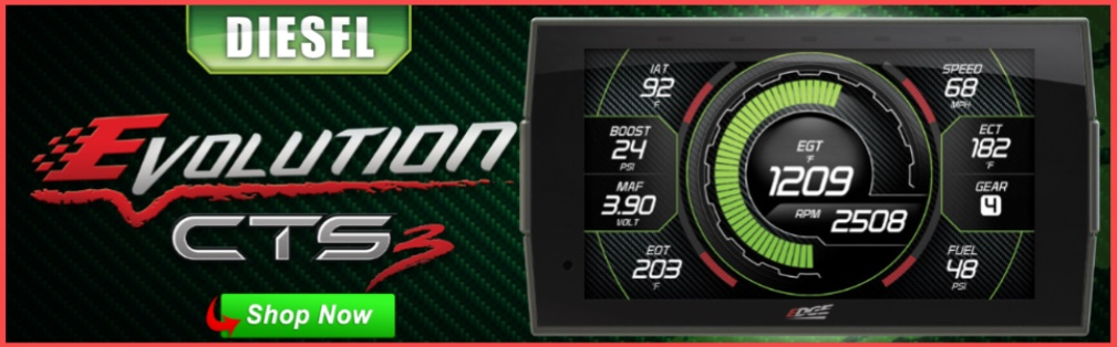 Edge Evolution CTS3 for Diesel