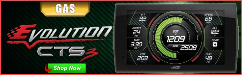 Edge Evolution CTS3 for Gas