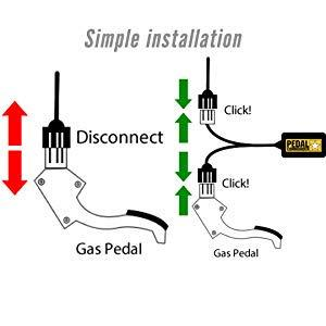 Pedal Commander Throttle Booster Installation