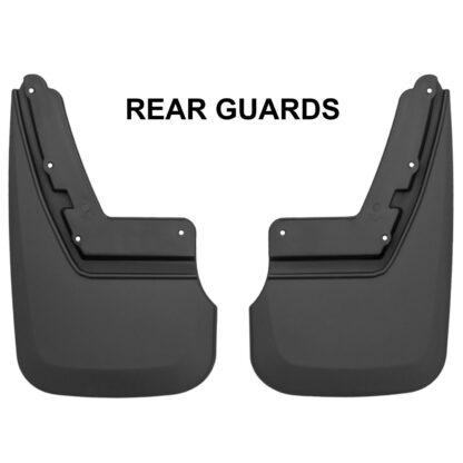 Husky Liner 59221 Rear Mud Guards